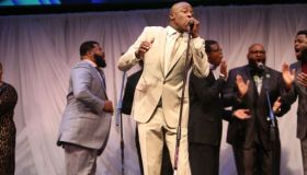Ricky Dillard Performs At Lamplighter Awards 2015