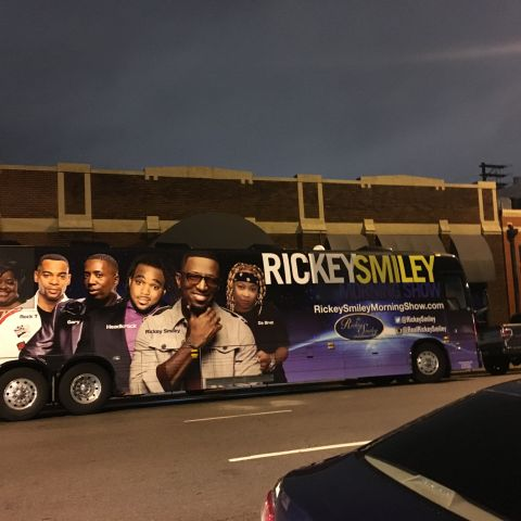 The Rickey Smiley Morning Show Karaoke Night In Birmingham