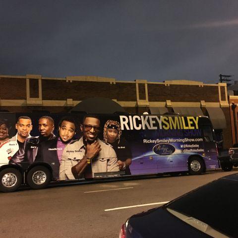 The Rickey Smiley Morning Show Karaoke Night In Birmingham