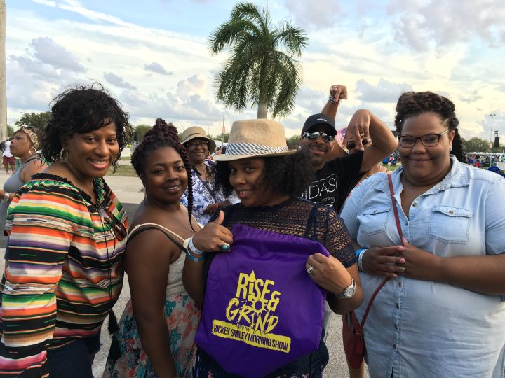 Rickey Smiley Morning Show Listeners