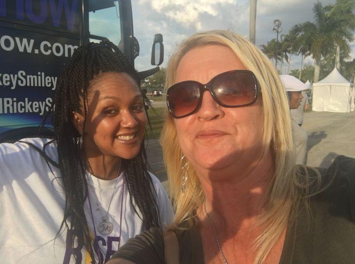 Rickey Smiley Morning Show Listener & Marketing Director Marsha