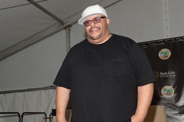 11th Annual Jazz In The Gardens Music Festival Backstage Day 2