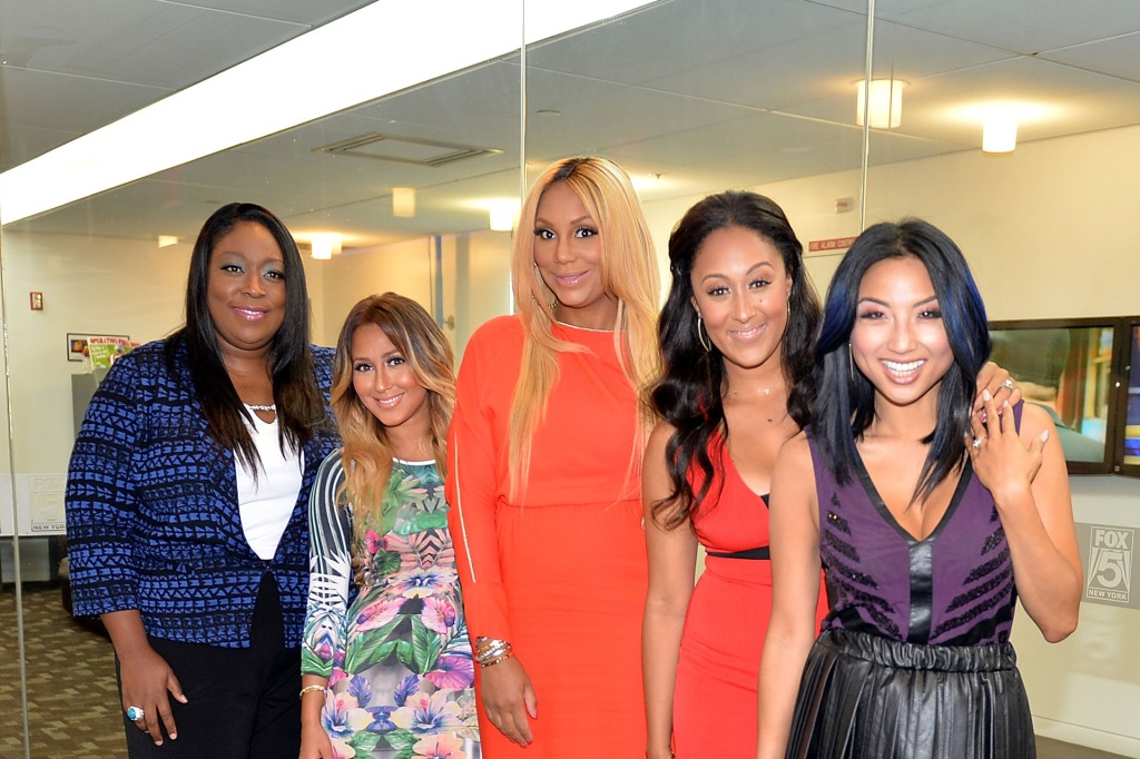 loni love and the real cohost
