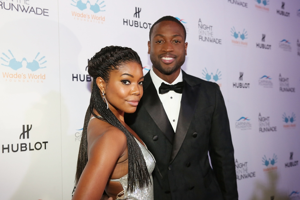 Dwyane Wade And Gabrielle Union Host A Night on the RunWade