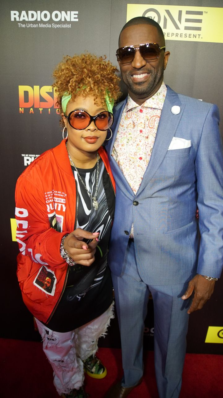 Da Brat & Rickey Smiley