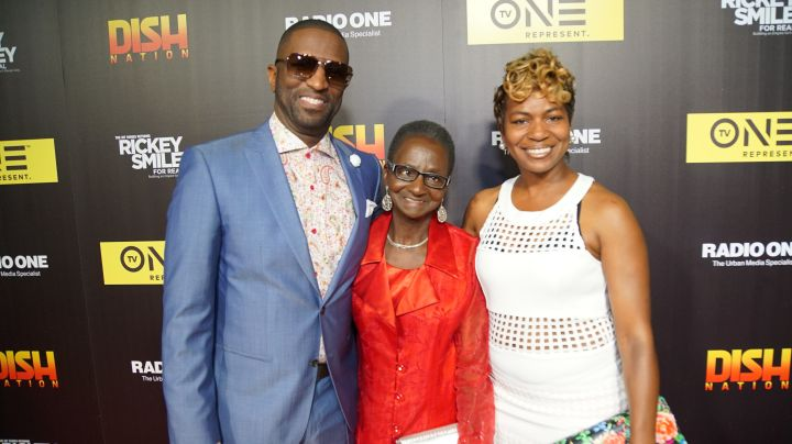 Rickey Smiley For Real Premiere