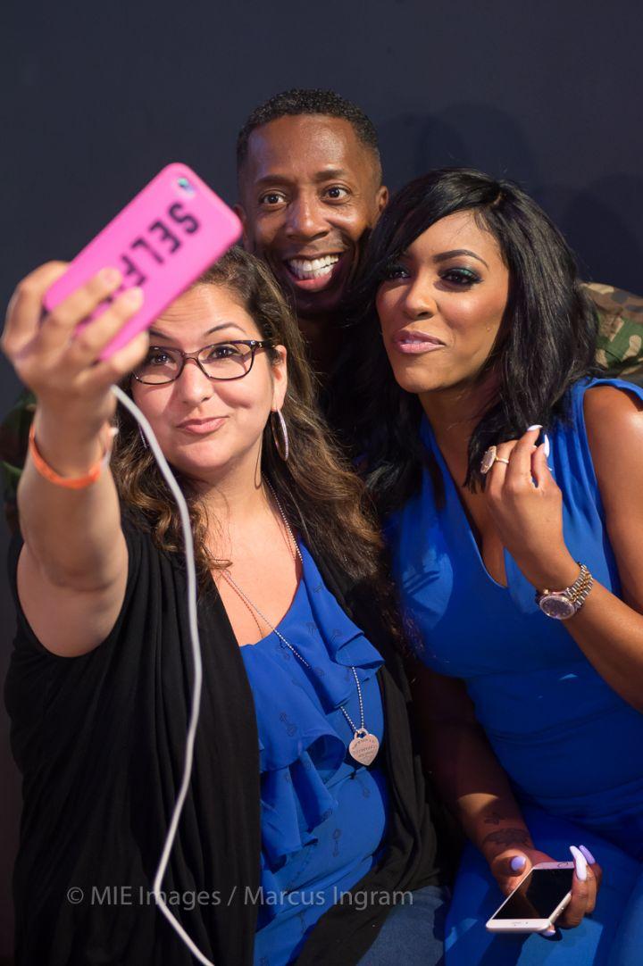 Beyonce Alowishus, Gary With Da Tea & Porsha Williams