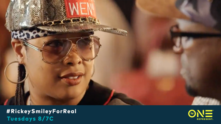 Da Brat On Rickey Smiley For Real, Episode 206