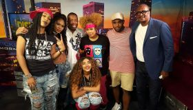 """Mathew Knowles & Blushhh Music On """"The Rickey Smiley Morning Show"""""""