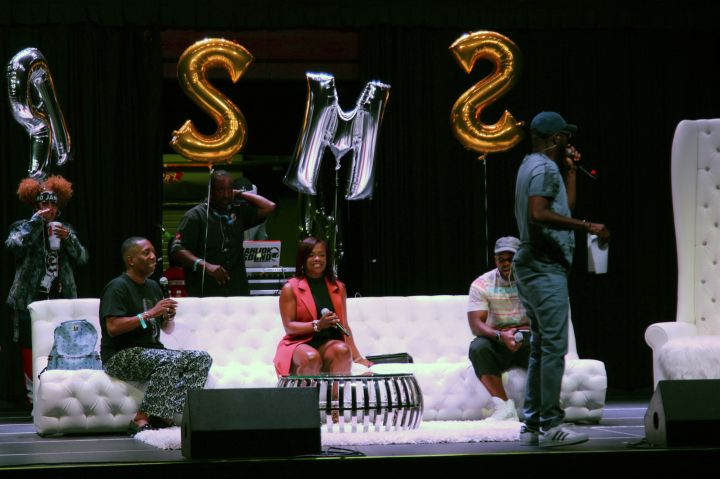 The Rickey Smiley Morning Show Live Broadcast