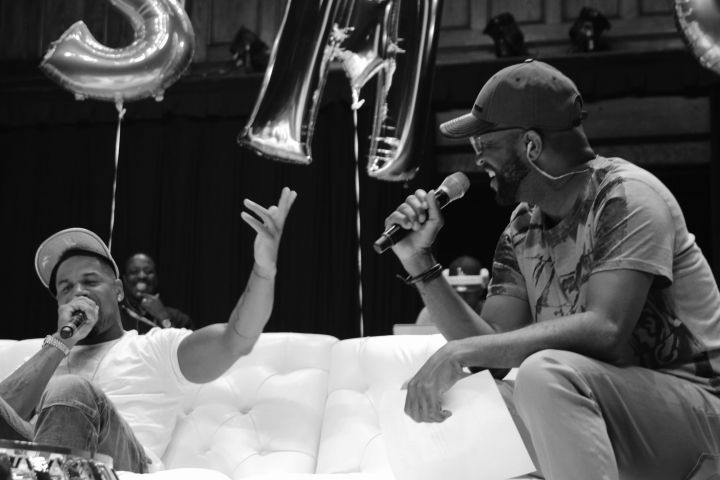"Rickey Smiley Morning Show ""Birthday Bash ATL"" Live Broadcast"