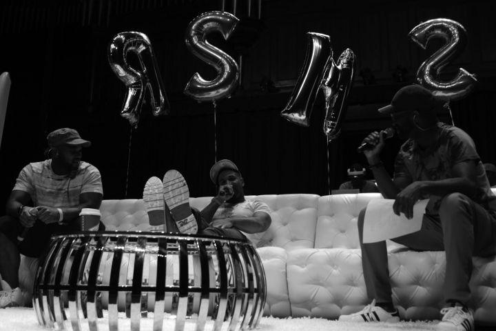 Headkrack, Stevie J & Rickey Smiley