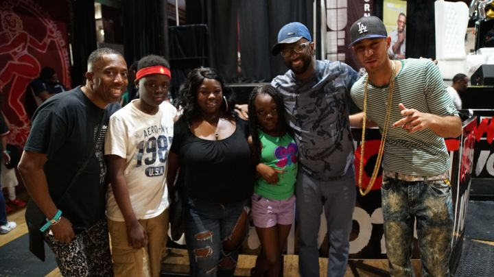 Gary With Da Tea, Rickey Smiley & JahLion Sound With Listeners