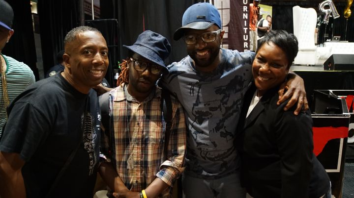 Gary With Da Tea & Rickey Smiley With Listeners