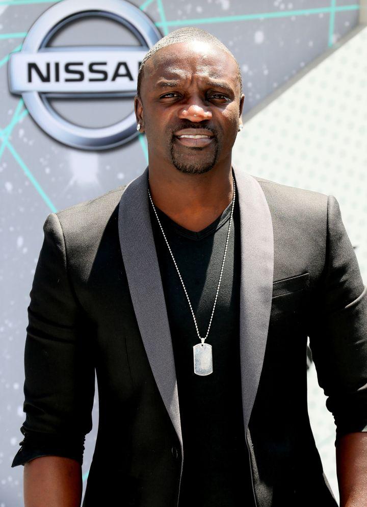 Akon, April 16th