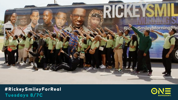 Rickey Smiley For Real #208