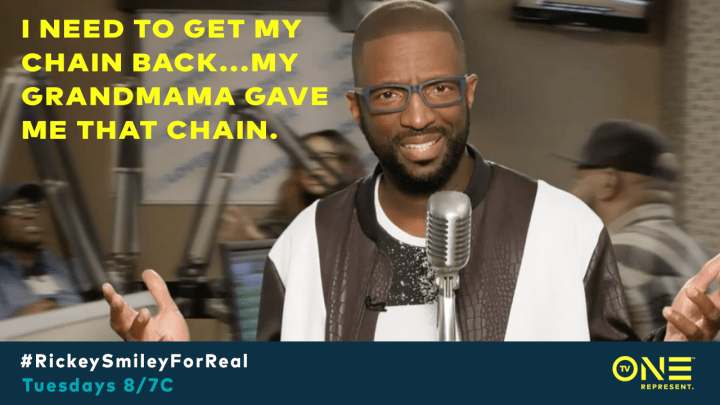 Rickey Smiley For Real, Episode 209