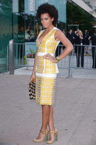 2012 CFDA Fashion Awards - Outside Arrivals