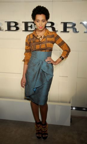 Launch Of Burberry Body