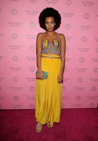Victoria's Secret 2011 SWIM Collection Launch Party - Pink Carpet Arrivals