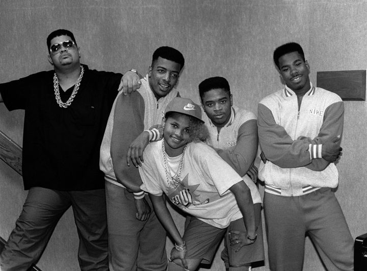"""5. Heavy D initially came into the Hip-Hop game as a member of the group, """"Heavy D & The Boyz."""""""