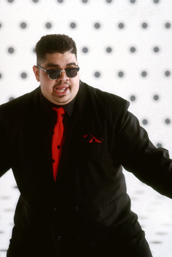 """13. Heavy D's first movie role was in the film """"Be Cool."""""""