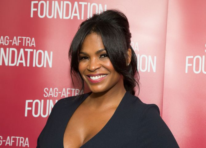 SAG-AFTRA Foundation Conversations With 'Nia Long'