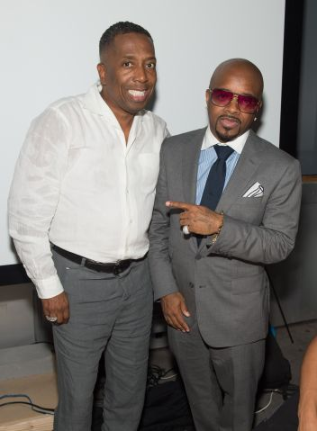 Gary With Da Tea & Jermaine Dupri