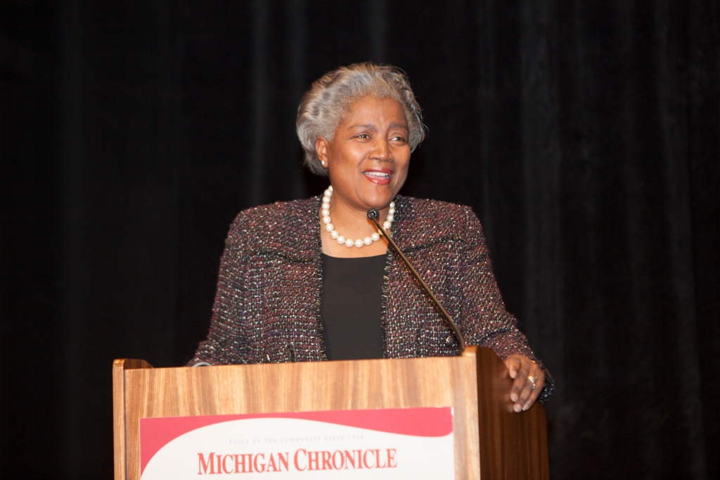 2014 Michigan Chronicle Women Of Excellence Mini Conference And Induction Ceremony