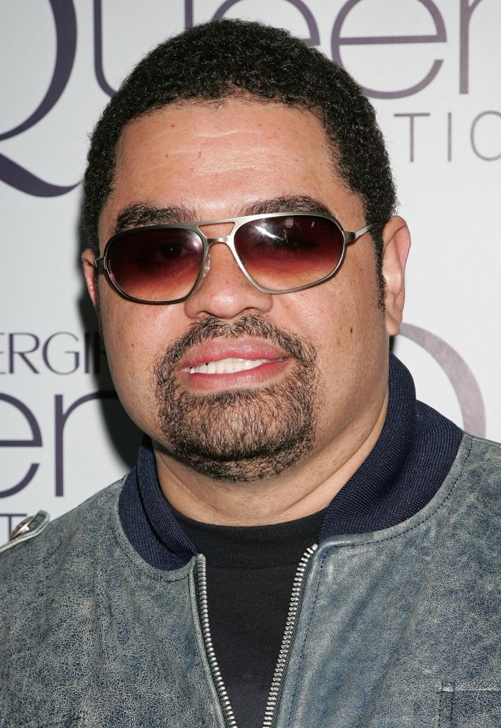 """3. Heavy D starred in 24 movies/shows such as """"Life"""" and """"Tower Heist."""""""