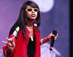Aaliyah In Concert