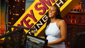 Tika Sumpter On The Rickey Smiley Morning Show