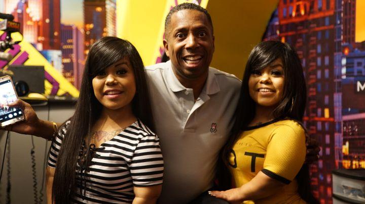 Gary & The Tiny Twins of Little Women Of Atlanta