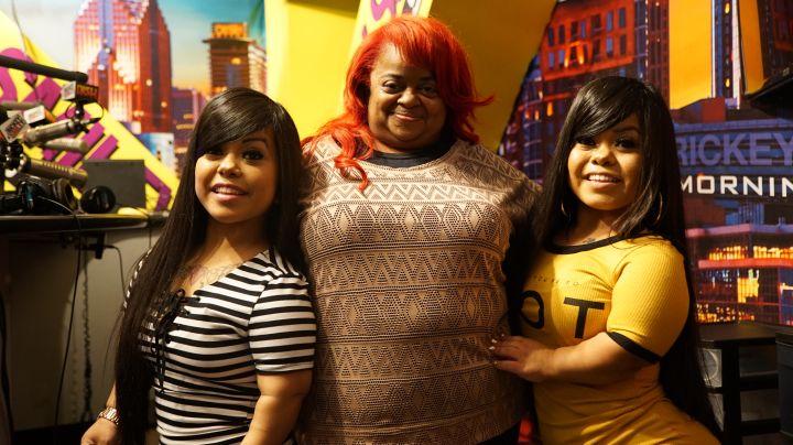 "Juicy & The Tiny Twins From ""Little Women: Atlanta"""