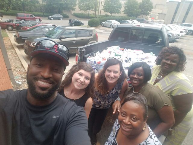 Rickey Smiley Gives Back On His Birthday