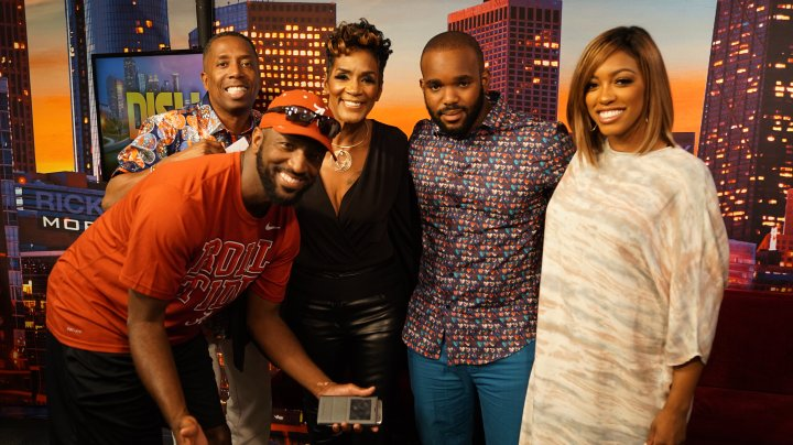 Gary With Da Tea, Rickey Smiley, Momma Dee, Headkrack & Porsha Williams