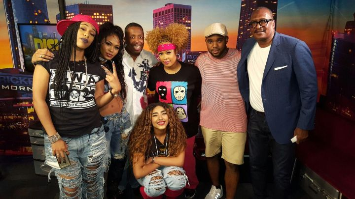 Matthew Knowles | Guests On The Rickey Smiley Morning Show