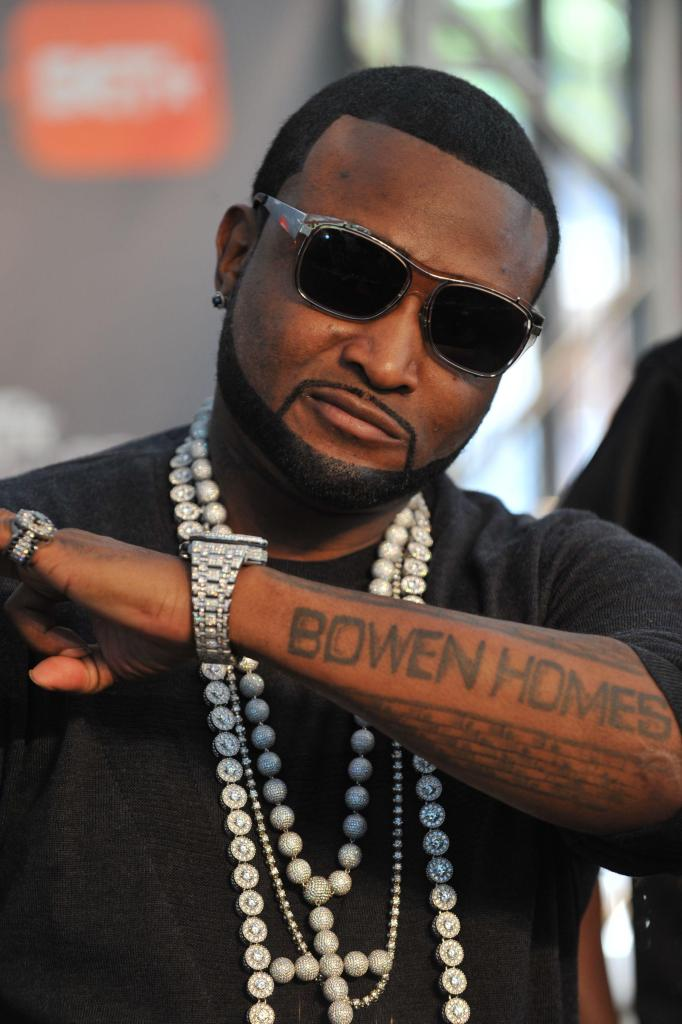 BET Hip Hop Awards 2011 - Arrivals