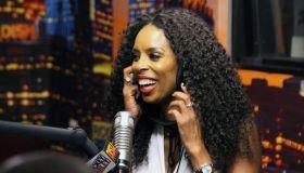 Tasha Smith on The Rickey Smiley Morning Show