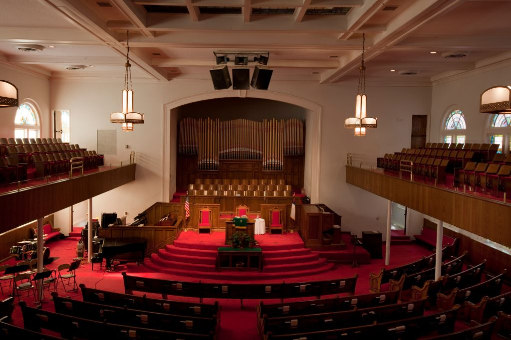 Sixteenth Street Baptist Church, Birmingham, Alabama