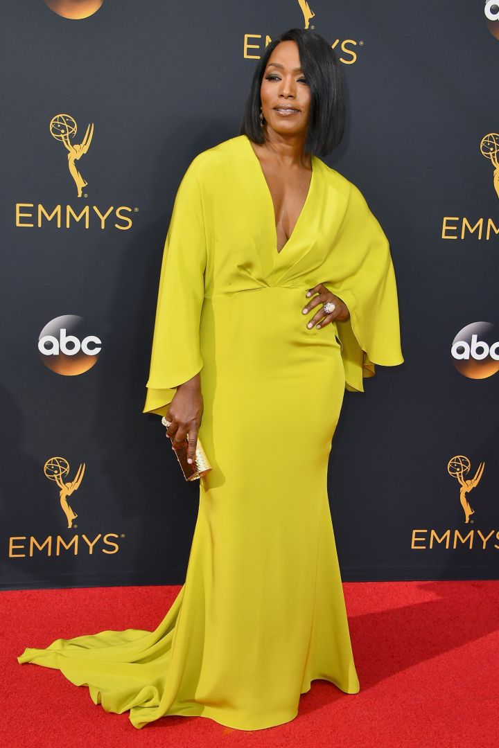 HONORABLE MENTION: Angela Bassett