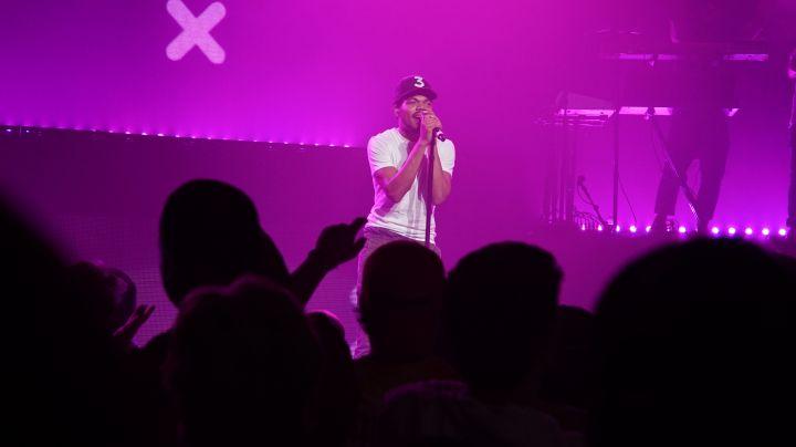 Chance The Rapper Magnificent Coloring Tour Stop