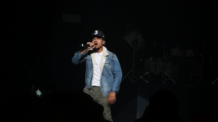 Chance The Rapper Showers Blessings At The Fox Theatre