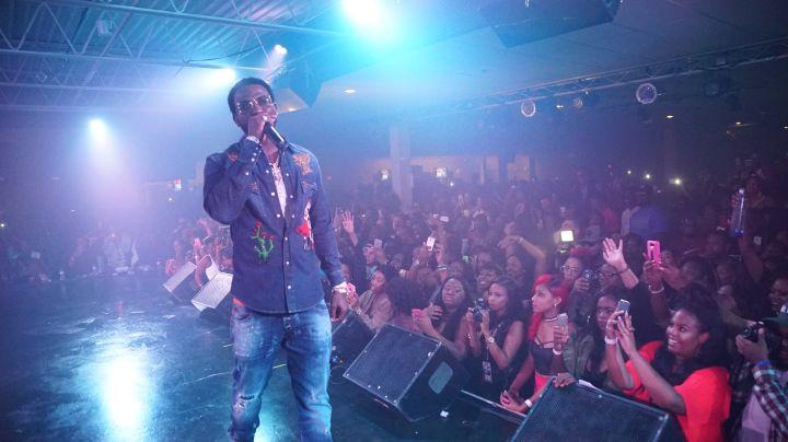 Gucci Mane Shuts It Down In St. Louis