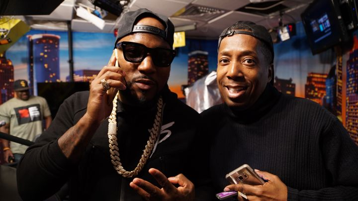 Gary With Da Tea & Young Jeezy In All Black For Trap Or Die 3