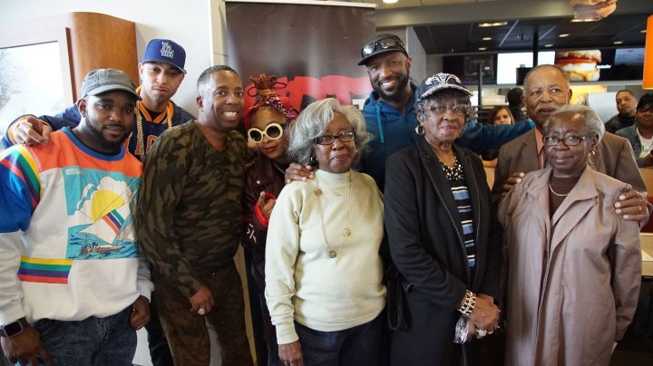 Rickey Smiley Morning Show In Indianapolis