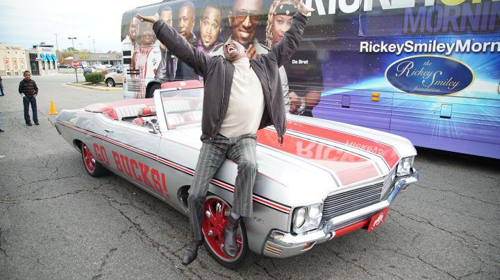 Rickey Smiley Morning Show Visits Indianapolis