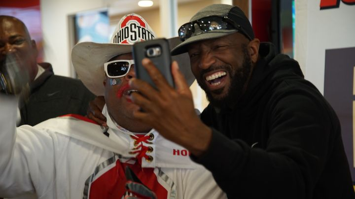 Rickey Smiley Morning Show In Columbus