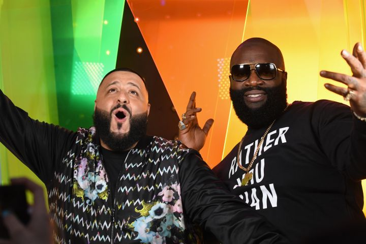 DJ Khaled & Rick Ross