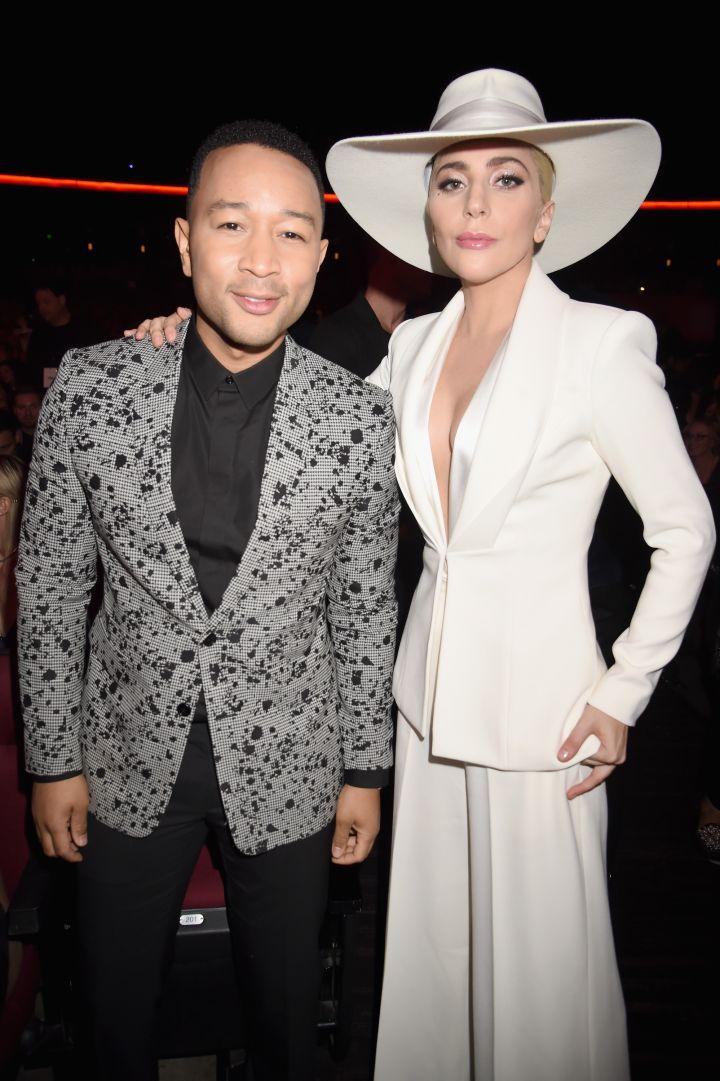 John Legend & Lady Gaga